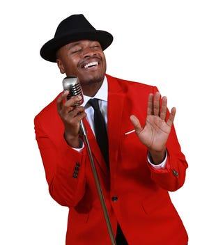 Dre Hilton will perform soul music in Oak Ridge.