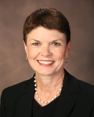 Connie Reilly is chair of the Regional University System of Oklahoma's Board of Regents