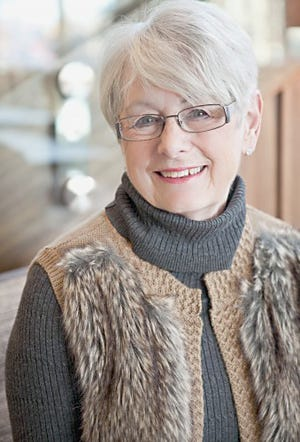 Jeanette Siemens is a facilitator and supporter of Circles of Hope, Pratt.