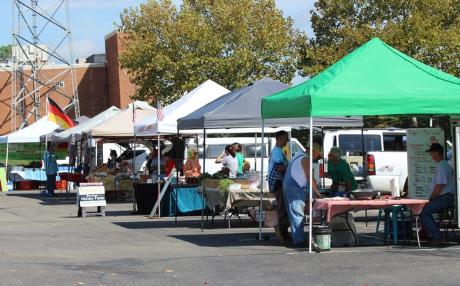 Rolla Downtown Farmers Market, at 901 N. Elm St.