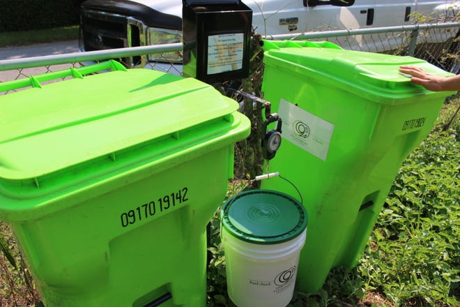 """Food scraps, compostable plastics and other food waste can now be brought to the Kittery Transfer Station on 1 Mackenzie Lane as part of the """"Kittery Kitchen Compost Campaign,"""" the town announced Thursday."""