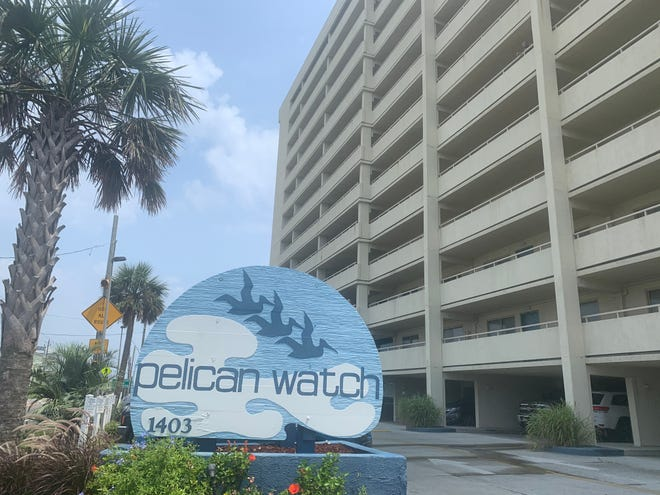 Pelican Watch Condos in Carolina Beach closed to renters late last week after an engineer found corrosion on the complex's staircase.
