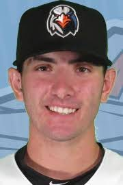 Hudson's Morgan McSweeney just notched his first Double-A victory.