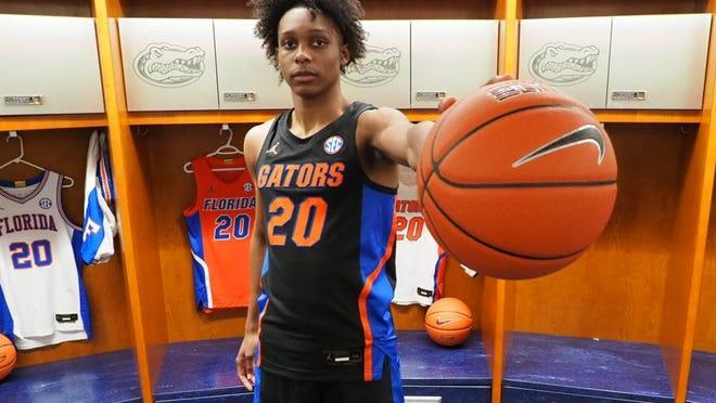 The Florida men's basketball team has added freshman shooting guard Elijah Kennedy.