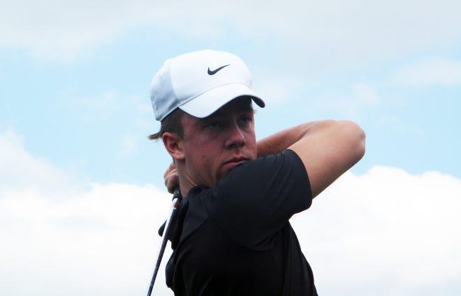 Josh Reeder won the 2021 WACO Junior Golf Championship at Beaver Creek Country Club.