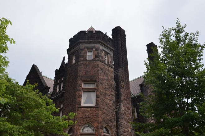 Five OaksMansion,210 Fourth St. NE,Massillon,is open for toursat 2 and 3 p.m.Sunday afternoons in August.
