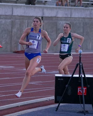 Pueblo West's MaLeigha Menegatti has run for Boise State track and field for three seasons now, but the athlete has more she wants to accomplish in her coming seasons.