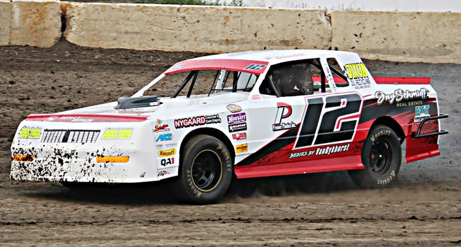 The third time proved to be the charm Sunday night for veteran street stock driver Al Schmidt during the weekly racing program at Casino Speedway. Racing at the local speedway for only the third time in 2021, Schmidt claimed his first street stock feature win of the season.