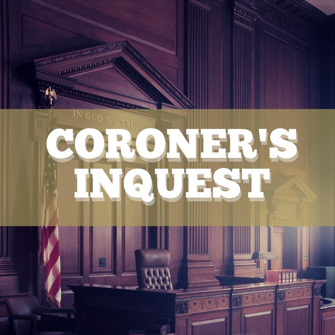 CORONER'S INQUEST FOR ONLINE