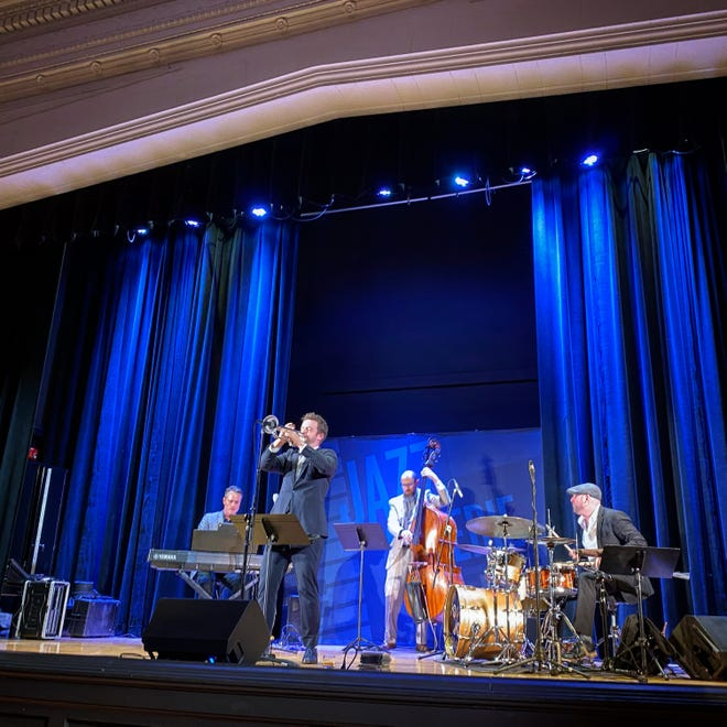 Singer Benny Benack III performs June 22 at the Howard in Oshkosh as part of the new music series Jazz Coterie. The series aims to bring well-known artists to the area and central Wisconsin.