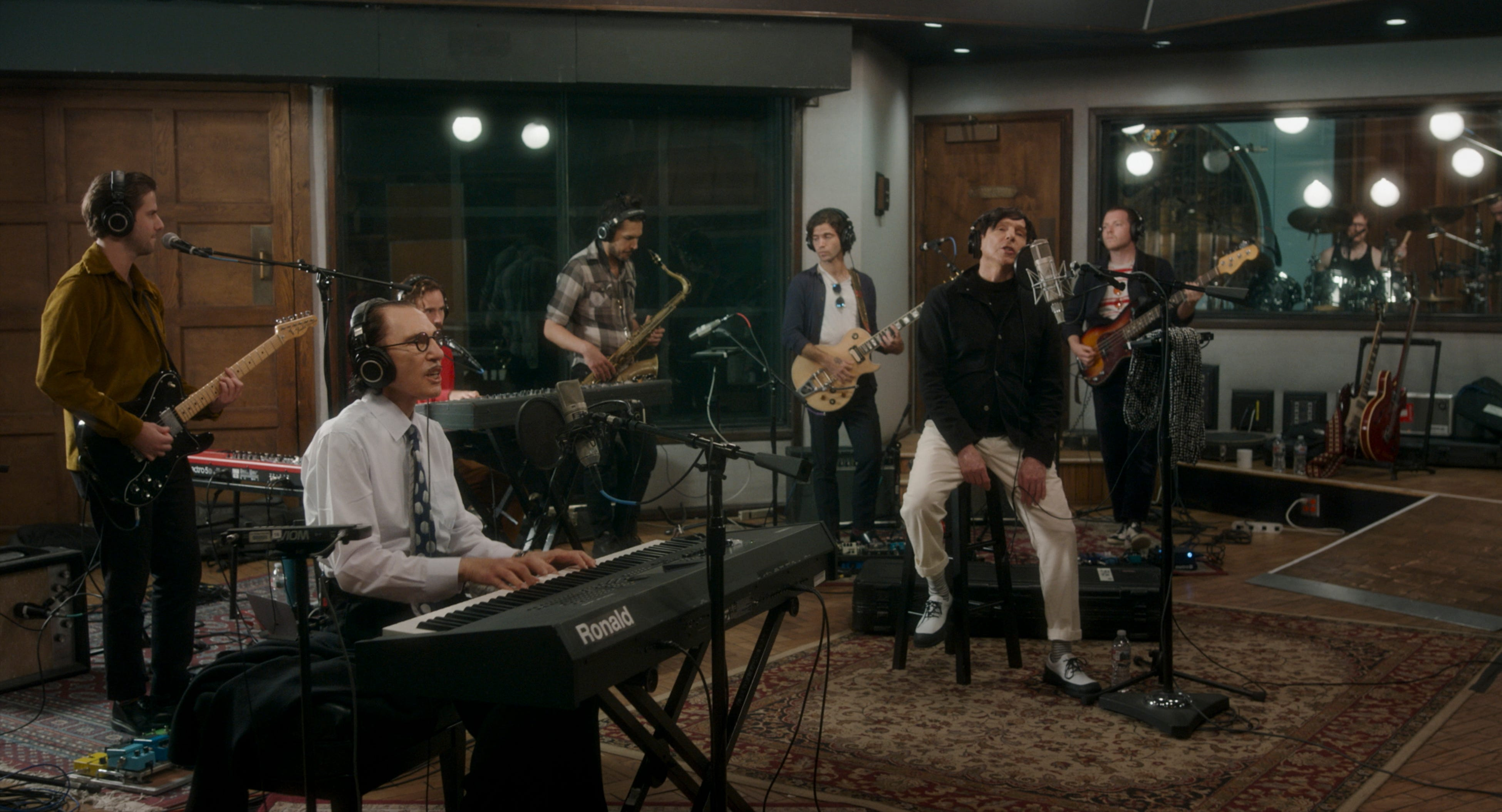 Review: Even a great Adam Driver and cool Sparks tunes can't save the very weird 'Annette'