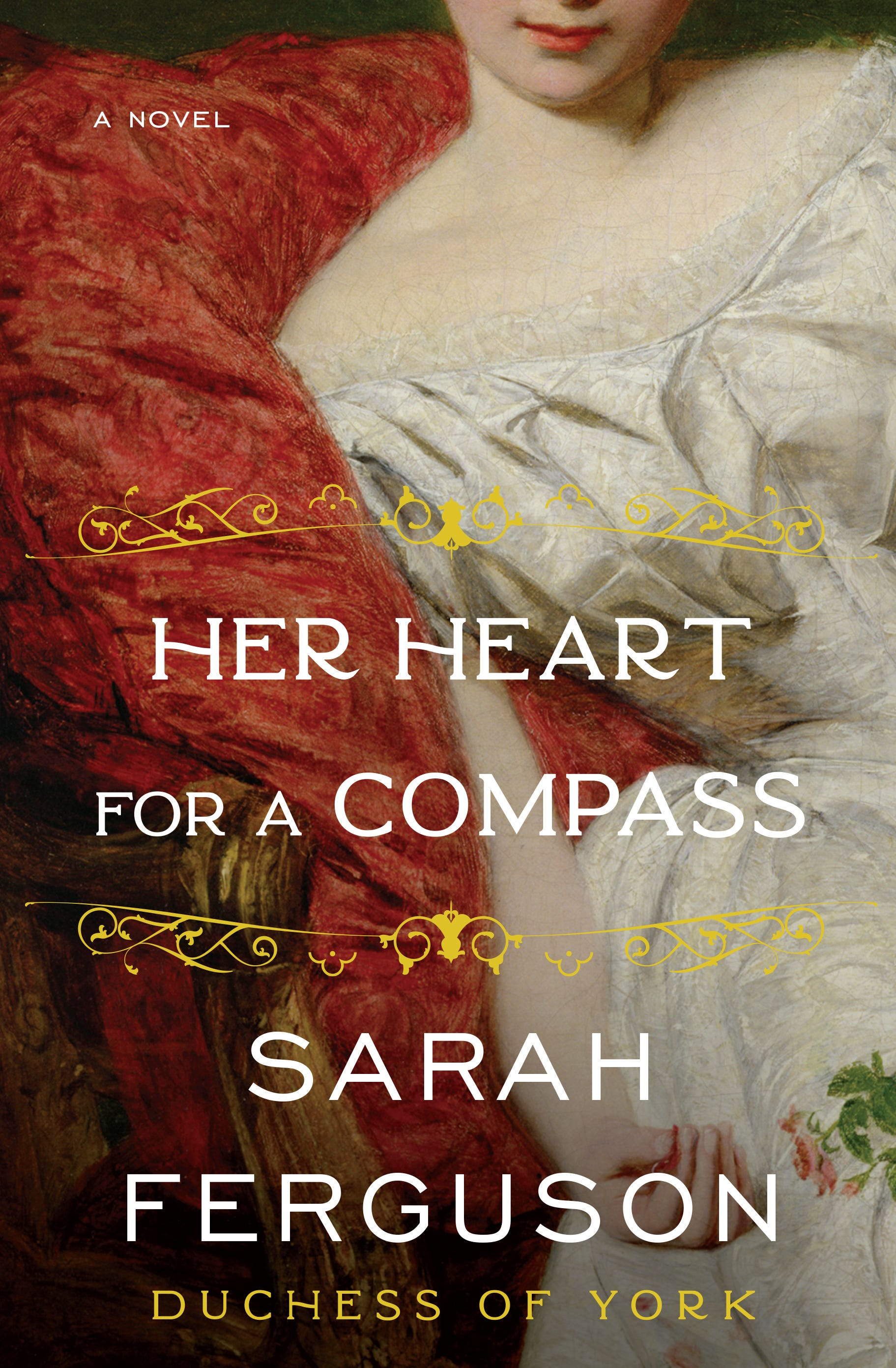 Sarah, Duchess of York channels history of rebellion, royalty and red hair into debut novel