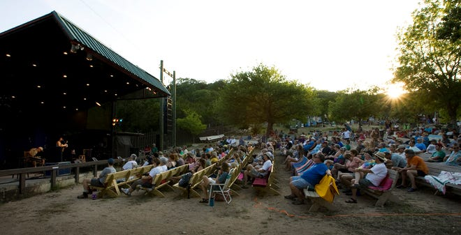 The Kerrville Folk Festival at Quiet Valley Ranch will be shortened from 11 to 7 days in October, organizers announced Thursday.
