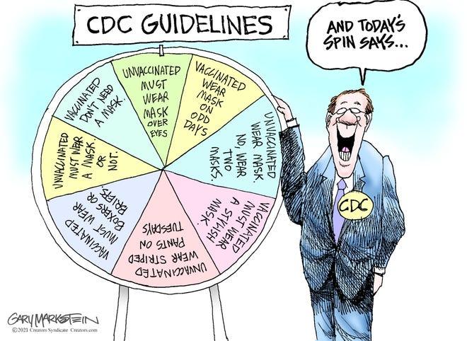 Cartoon by Gary Markstein
