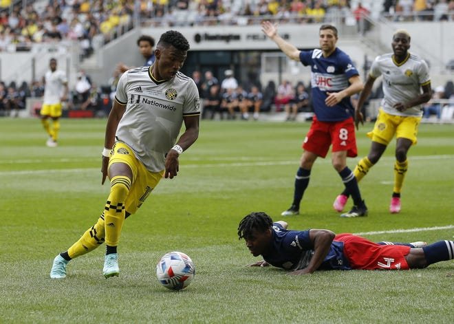 """Luis Diaz and his teammates were surprised by a 4-1 loss to New York. """"You never expect a result like that,"""" Diaz said, """"but you try to take lessons from it."""""""