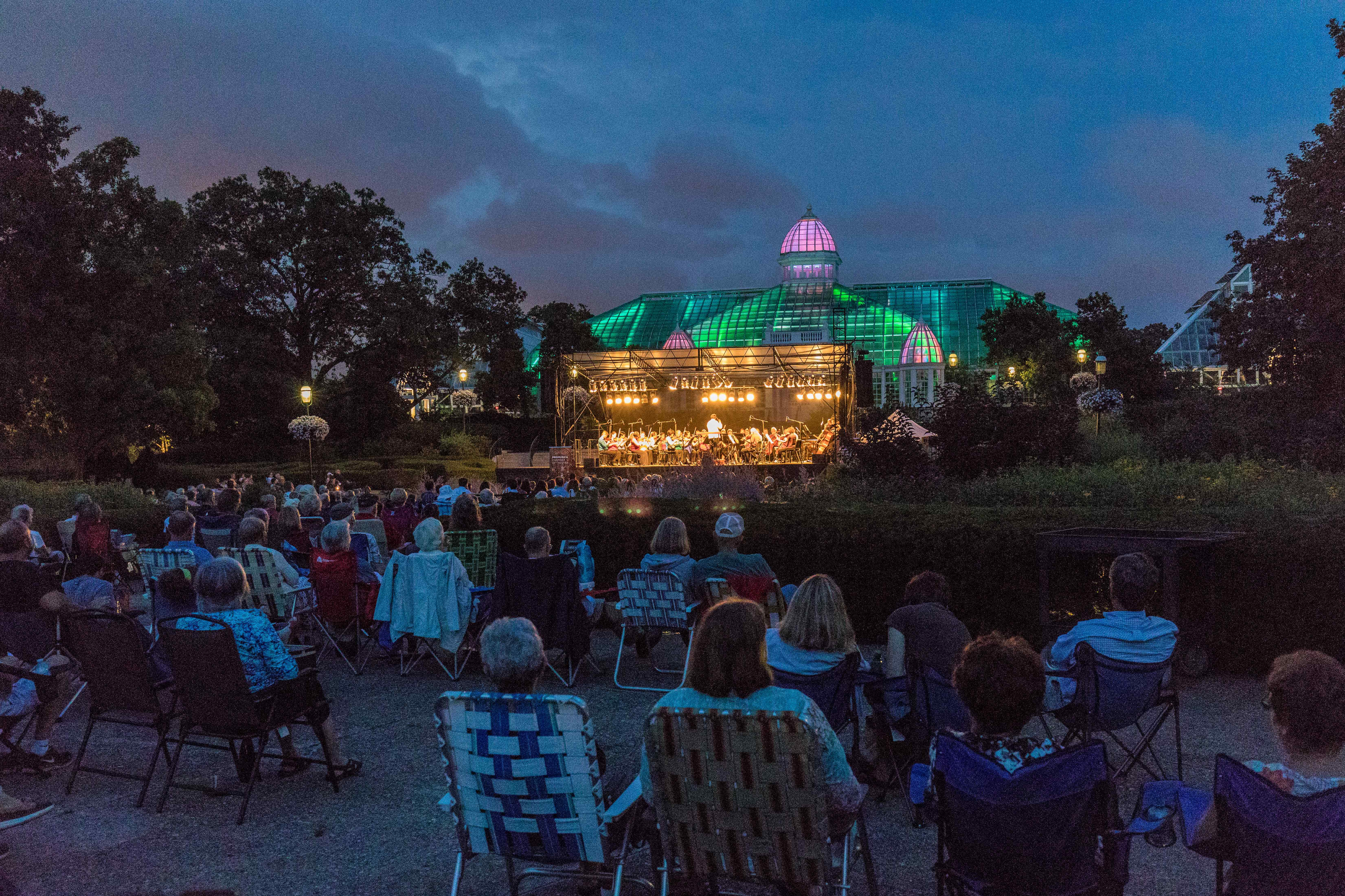 ProMusica to play summer concerts again at Franklin Park Conservatory