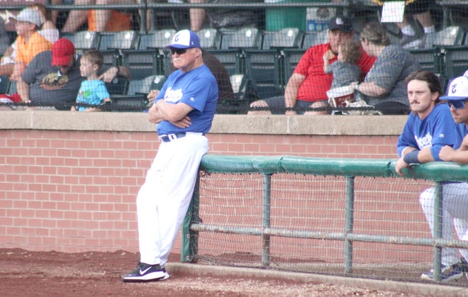 """Ilion native Charles """"Boots"""" Day, currently the bench coach for the Evansville Otters of the Frontier league, is retiring at the end of the season after 56 years in professional baseball."""