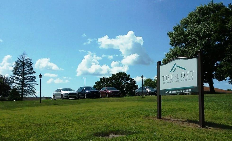 The Loft Rehabilitation & Nursing in Eureka.