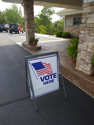 There was only one issue on the ballot in Camden County during Tuesday's election.