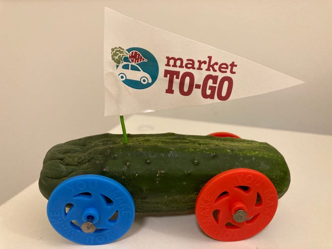 Cucumber and zucchini racers will be part of an event Saturday.