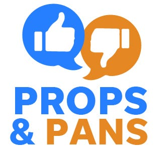 Props & Pans