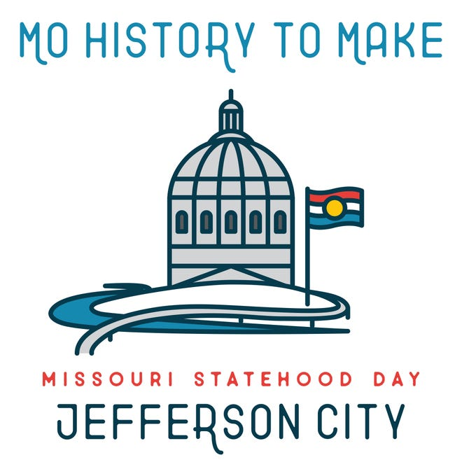 Missouri commemorates Bicentennial of Statehood Day Aug. 10.