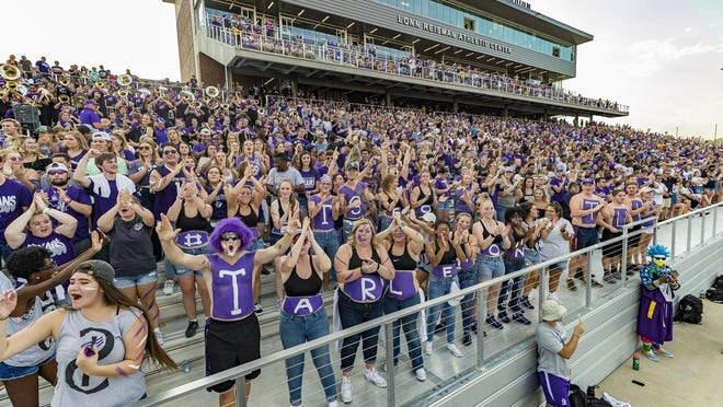 Tarleton Texan Nation is welcome to an official pregame party at Texas Live! ahead of Tarleton's football game against Southern Utah at Globe Life Park in Arlington on Sept.18.