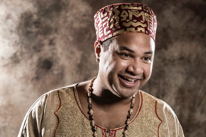 Rajendra Ramoon Maharaj is the new producing artistic director of American Stage in St. Petersburg.