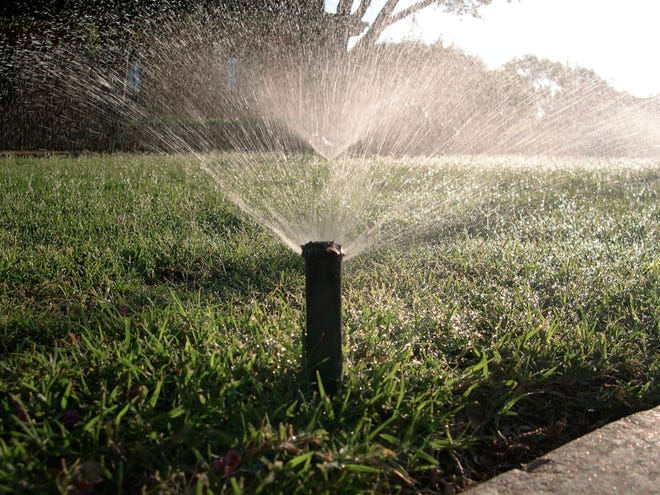 Faulty sprinkler heads often are the cause of poor irrigation and increased water costs and can easily be fixed.
