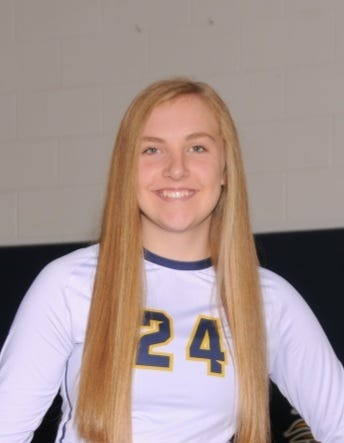 Erin Kaufman is one of the best volleyball players in the state of Ohio.