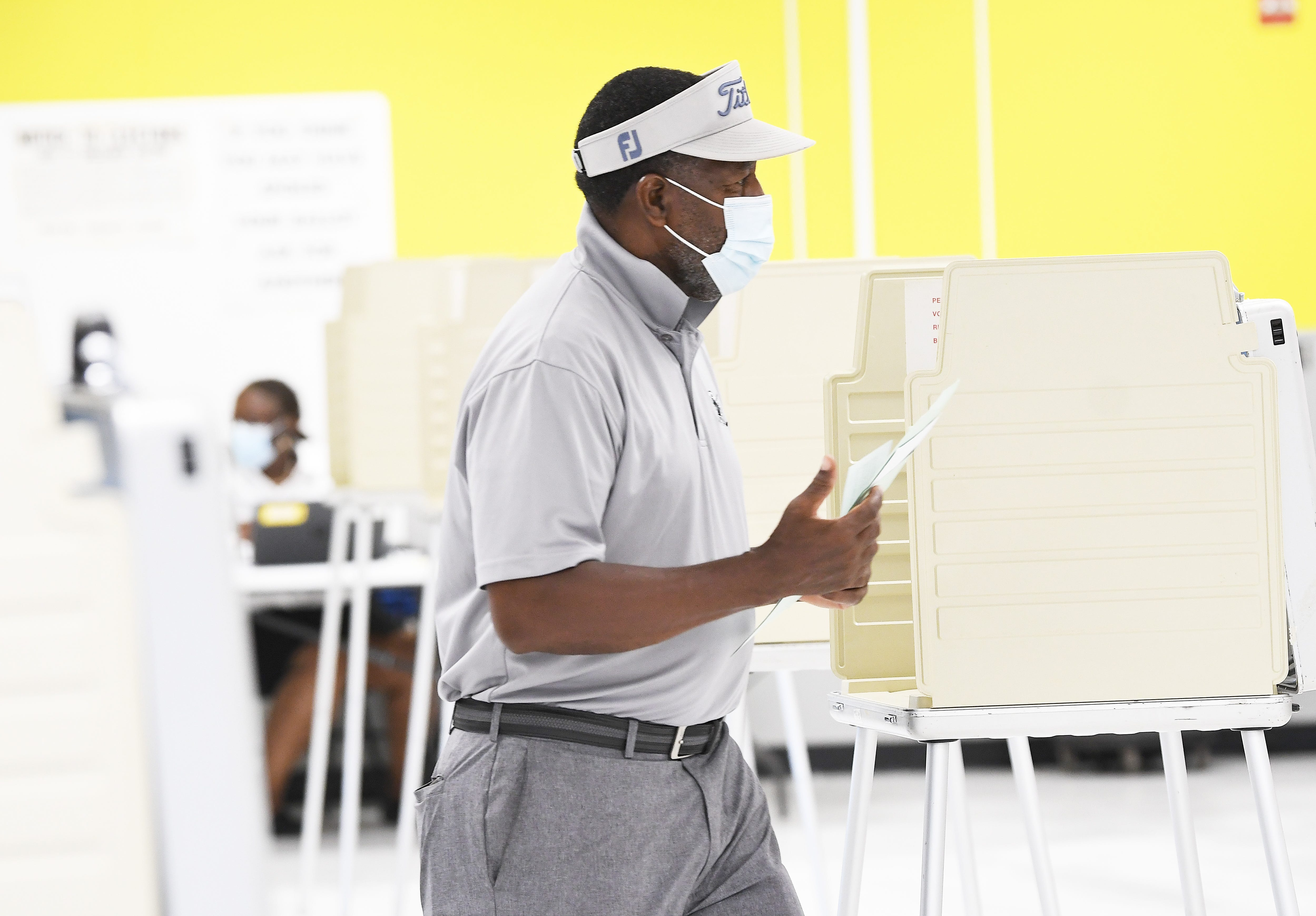 Polls closed in Metro Detroit after voters hit polls in modest numbers