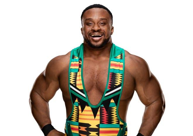 WWE wrestler Big E