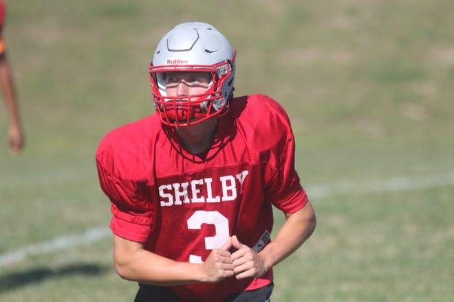 Shelby's Marshall Shepherd has the Whippets ranked No. 1 in the Richland County Football Preseason Power Poll.