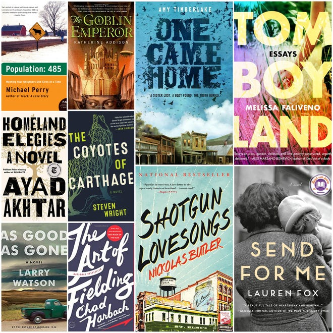 21 recommended books by Wisconsin writers from the 21st century