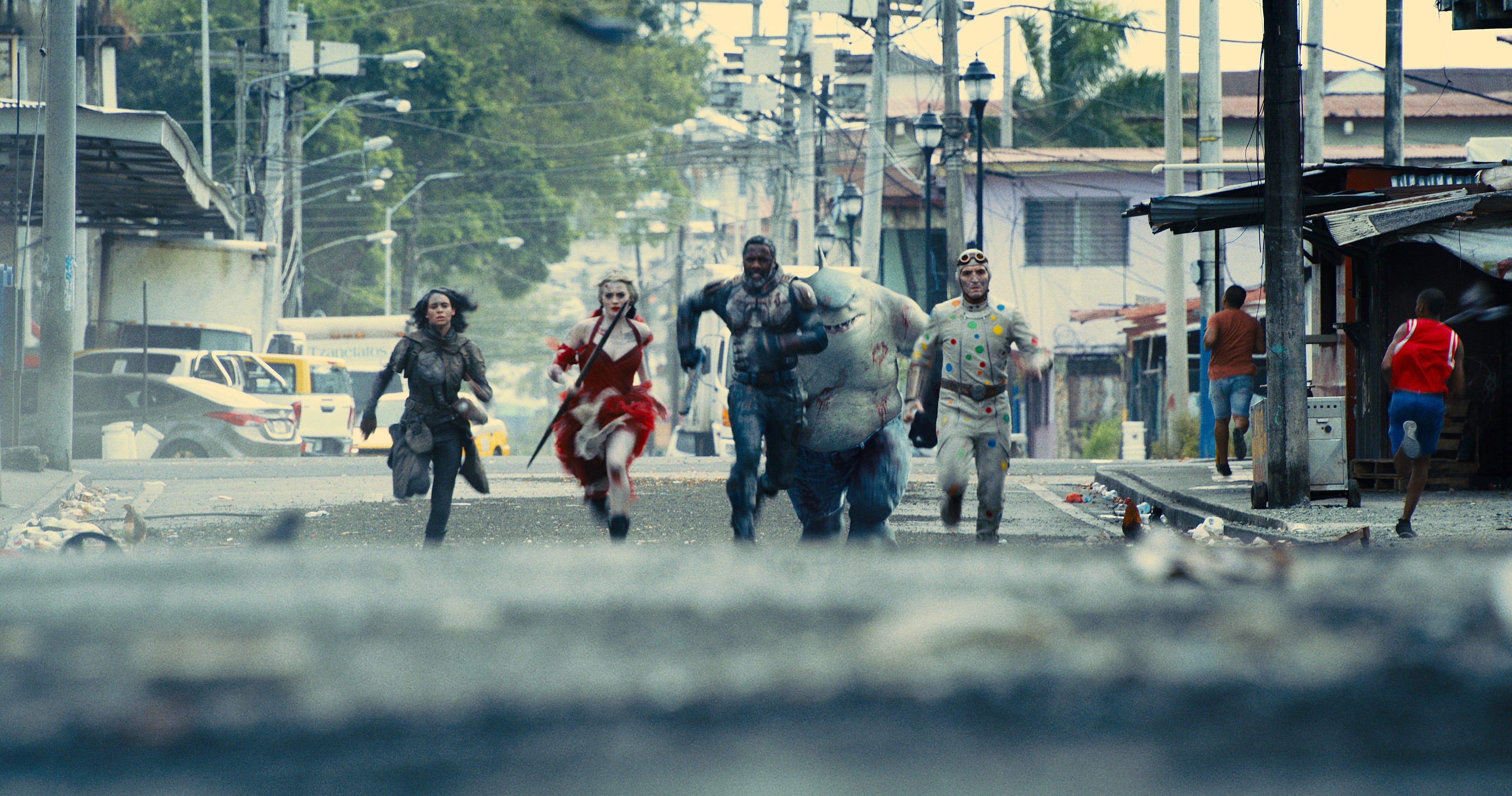 Movies in Milwaukee:  The Suicide Squad,  with John Cena, Idris Elba, Margot Robbie, Pete Davidson; also, Adam Driver, Winston Duke, more