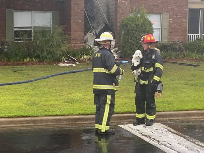 Montgomery firefighters were called to an apartment complex in the 5000 block of Bell Road to a second alarm fire that caused extensive damage to several units.