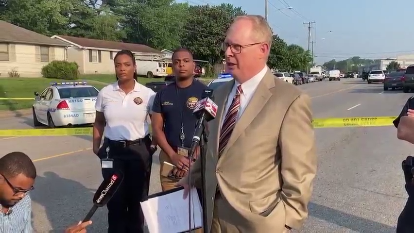 MNPD provides update after multiple people shot at Smile Direct Club