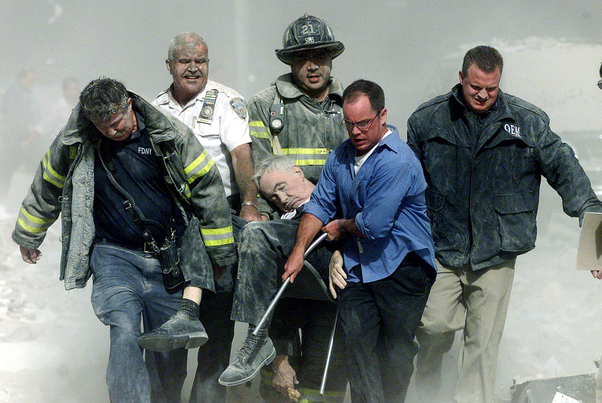 9/11's first casualty Mychal Judge is a legend — can he be a saint? | Mike Kelly - NorthJersey.com