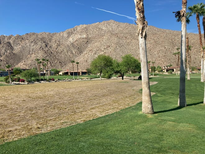 The short game practice area at Ironwood is one of the areas of the 36-hole facility being renovated this summer