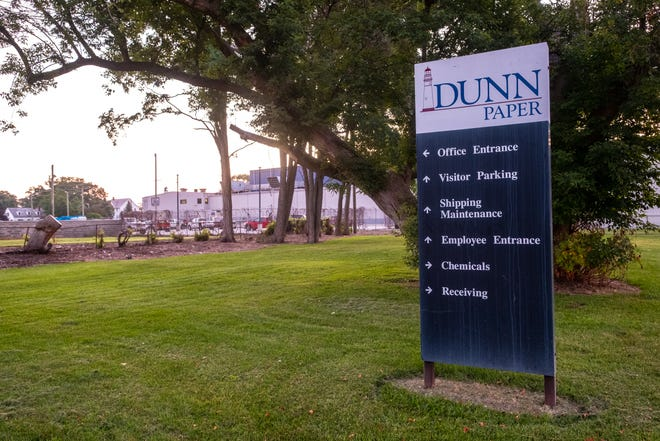 A Sanilac County resident is the plaintiff in a court case against Dunn Paper, Inc. The case alleges age discrimination by the company.