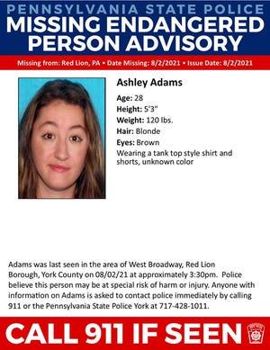 Ashley Adams
