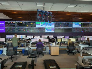 A look at the Renown Transfer and Operations Center (RTOC) that opened on Aug. 2, 2021, to provide around-the-clock care to patients across Northern Nevada.