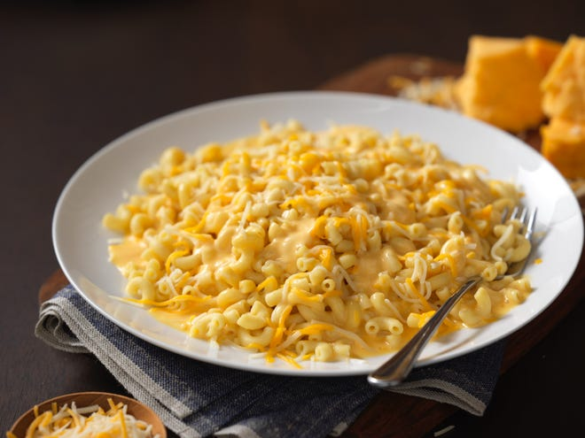 Noodles & Company's popular menu item – Wisconsin Mac and Cheese – uses several cheeses from one of the state's premier cheese makers, Sartori Cheese.