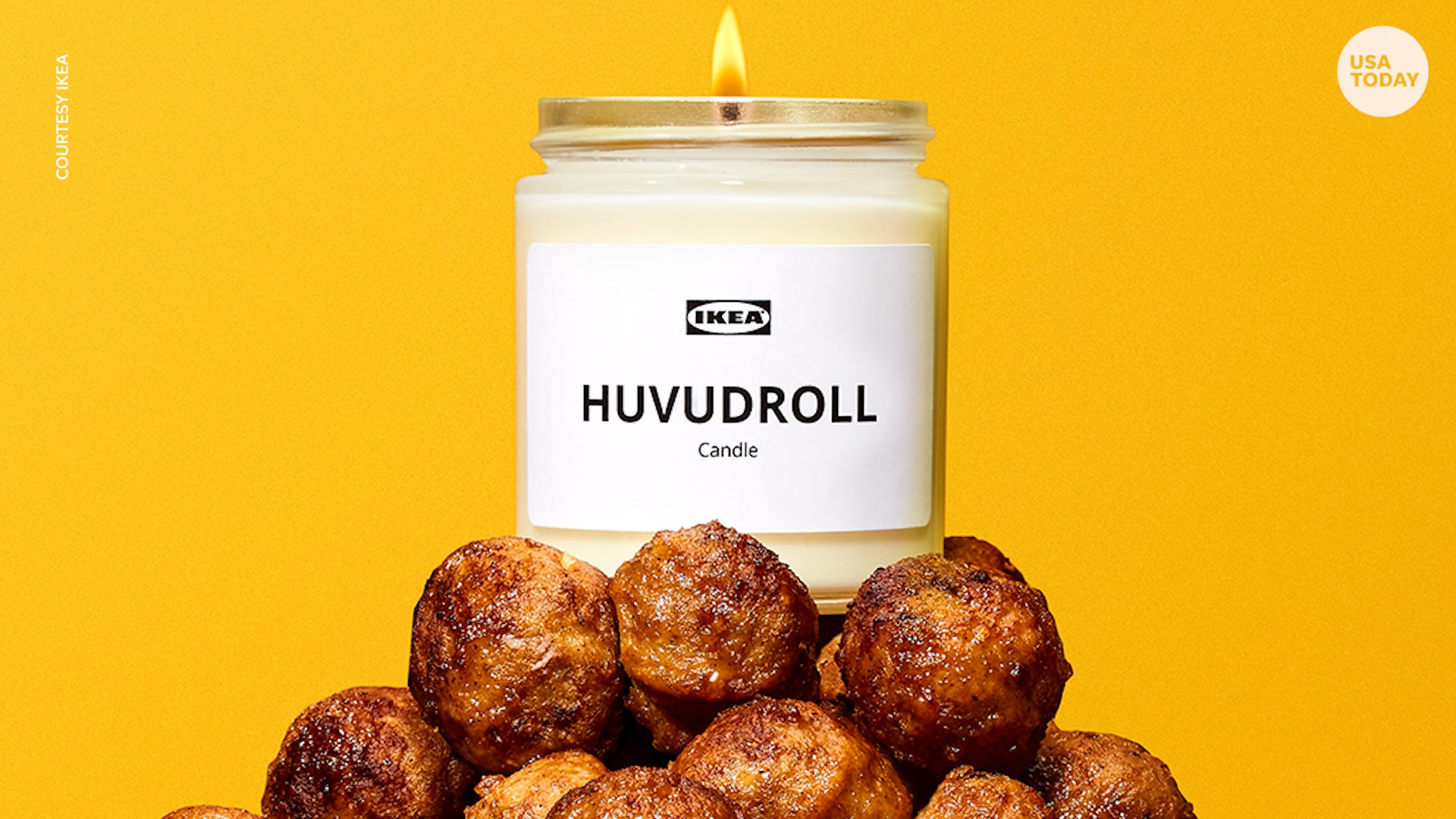 Ikea launching a meatball-scented candle inspired by the chain s signature dish