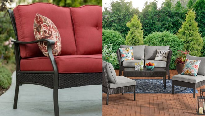 Gorgeous Patio Furniture You Won T, Better Homes And Gardens Patio Furniture Replacement Cushions Azalea