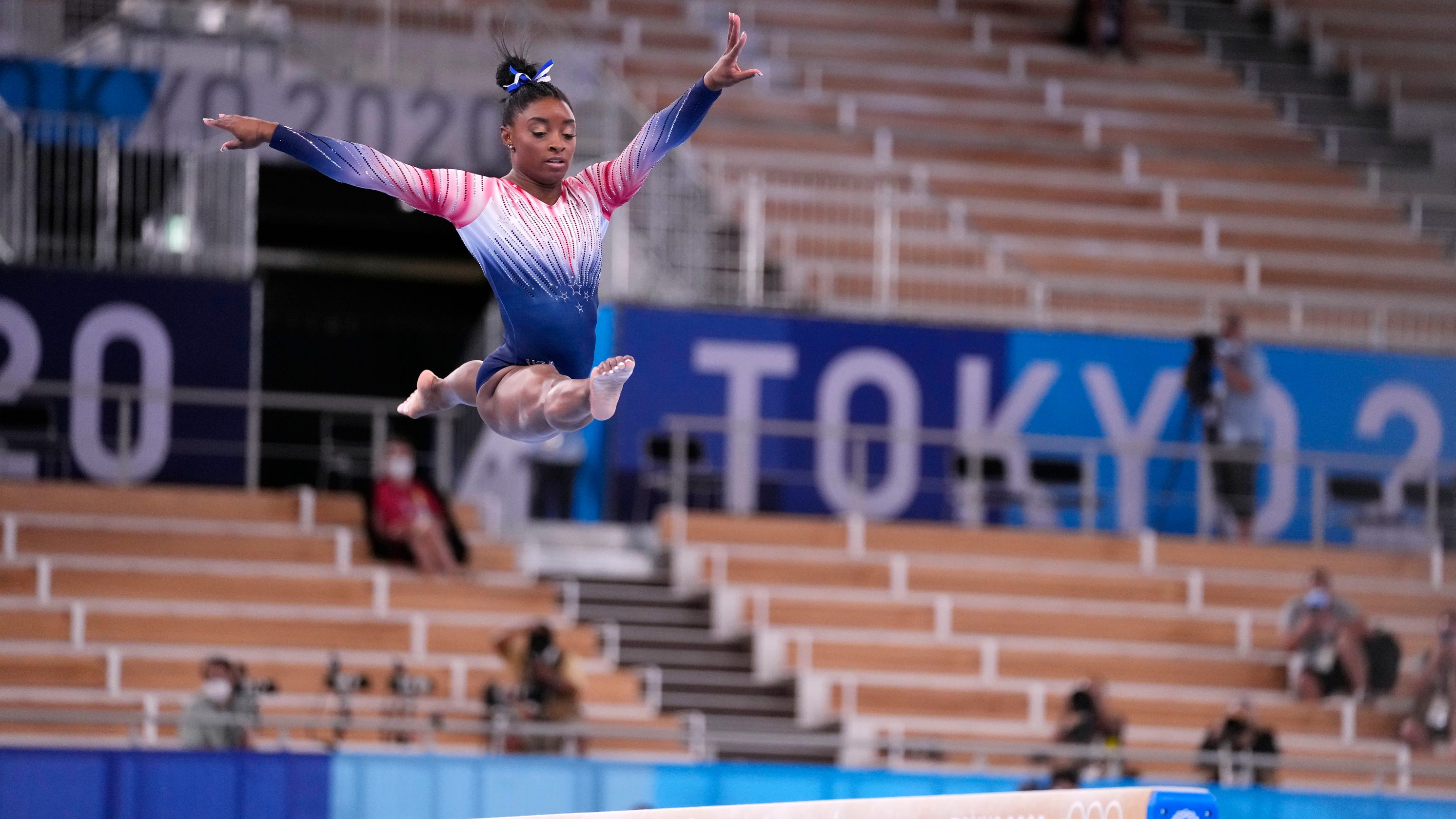 Simone Biles reveals that her aunt died during Tokyo Olympics - USA TODAY