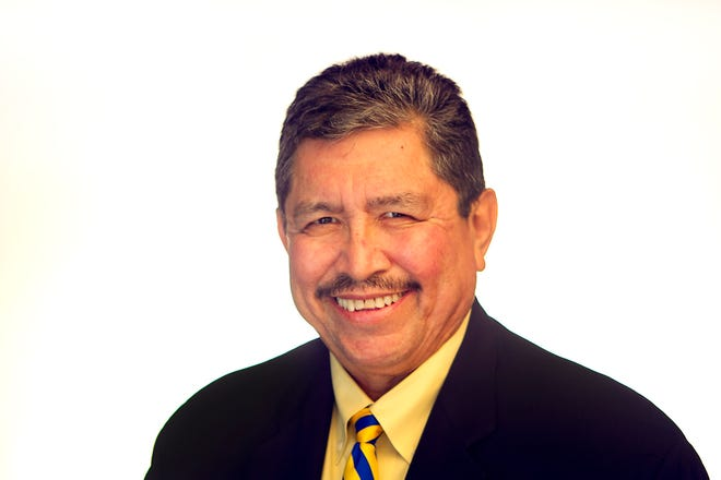 Arnold García spent 38 years at the American-Statesman, including 22 serving as the editorial page editor before he retired in 2013.