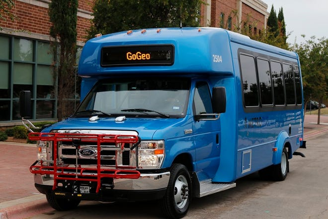 Georgetown will cancel its fixed-route bus service on Oct. 1, 2021