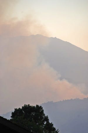 Drought has increased the intensity of mountain wildfires across the West. The High Plains Intermountain Center for Agriculture Health and Safety recommends monitoring air quality and taking steps to limit activity of humans and livestock during periods with unhealthy smoke levels.