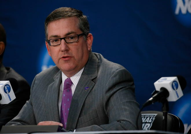 Washington State president Kirk Schulz said there's no rush for the Pac-12 to counter the SEC taking on Texas and Oklahoma last week.